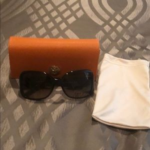 Tory Burch Accessories - Tory Burch brown sunglasses